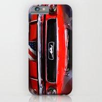 American Sally  iPhone 6 Slim Case