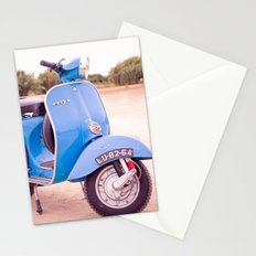 Mod Style in Blue Stationery Cards