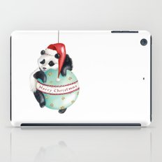 Christmas Panda iPad Case