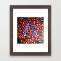 Abstract Colors  Framed Art Print