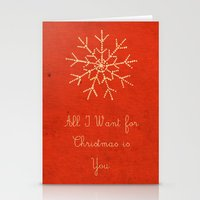 For Christmas! Stationery Cards