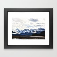 Beautiful Alaska Framed Art Print