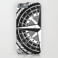 iPhone & iPod Case featuring Compass Rose by One Curious Chip