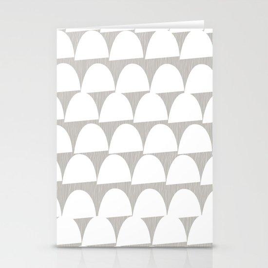 Shroom reverse Stationery Card