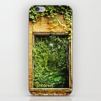 Nature Reclaims iPhone & iPod Skin