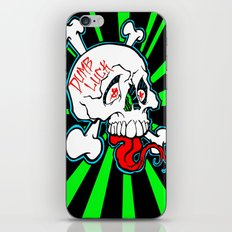 Shanghai Skull iPhone & iPod Skin