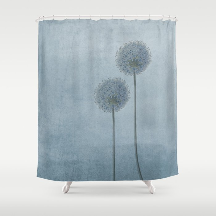 simple shower curtain by anne seltmann society6