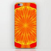 Kaleidoscope 'RK1 SQ' iPhone & iPod Skin