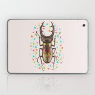 Laptop & iPad Skin featuring INSECT IV by Dogooder