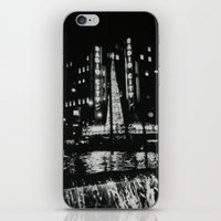 Radio City iPhone & iPod Skin
