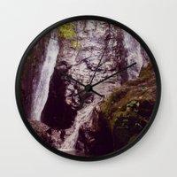 Falls Wall Clock