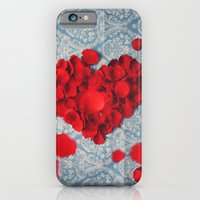 iPhone & iPod Case featuring Pure Love by Julia Dávila-Lampe