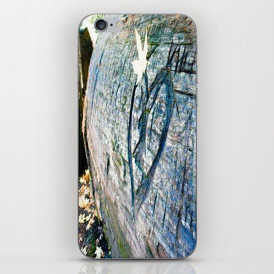 Fallin' In Love iPhone & iPod Skin