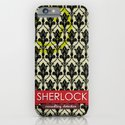 Sherlock Poster 1 iPhone & iPod Case