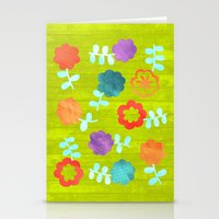 Daisy Dallop II Stationery Cards
