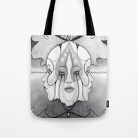 Perception Conception Expression Tote Bag