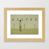 A Smart Gallery Framed Art Print