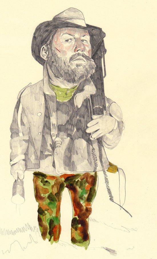 The Troll Hunter Art Print