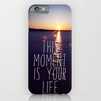 this moment is your life iPhone 6 Slim Case