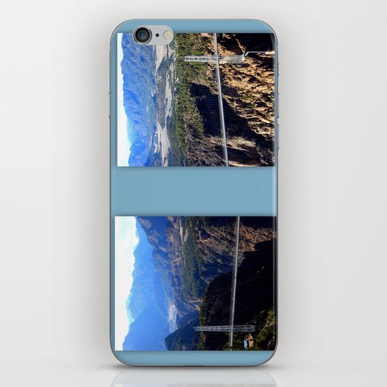 The Royal Gorge iPhone & iPod Skin