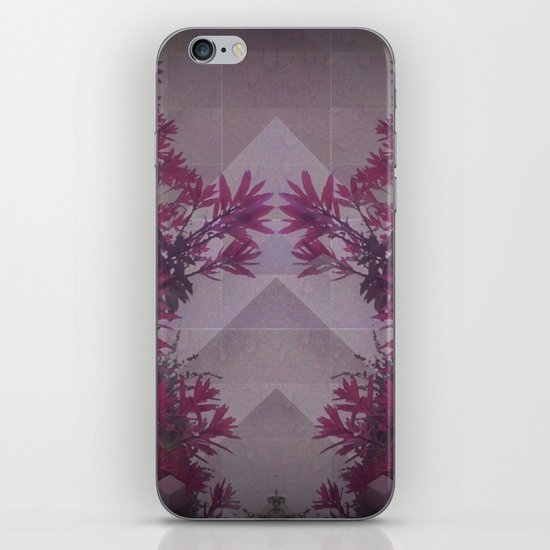 Untitled iPhone & iPod Skin