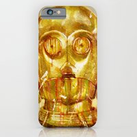 C-3PO iPhone 6 Slim Case