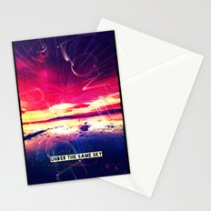 UNDER THE SAME SKY - FOR IPHONE Stationery Cards