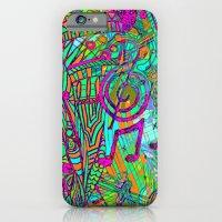 Magical Music Mandala iPhone 6 Slim Case