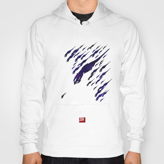 Mass Effect 3 (w/quote) Hoody