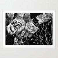 Time For A Break Art Print
