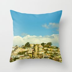 Belrose Throw Pillow