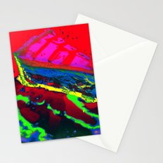 Psycho Pie Stationery Cards