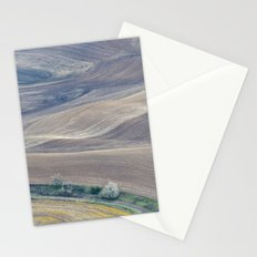 Palouse Abstract II Stationery Cards