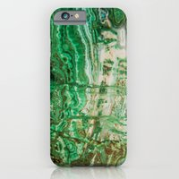 MINERAL BEAUTY - MALACHITE iPhone 6 Slim Case