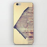 The Old Barn iPhone & iPod Skin