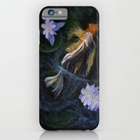 iPhone & iPod Case featuring Koi by James Kruse