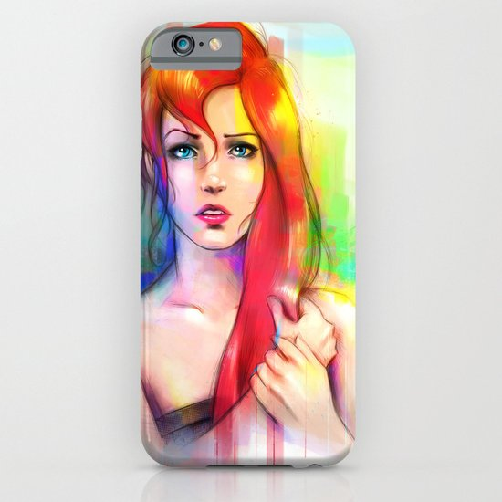 Part of Your World iPhone & iPod Case