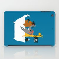 Everybody Wants To Be Th… iPad Case