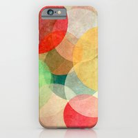 iPhone & iPod Case featuring The Round Ones by Anai Greog
