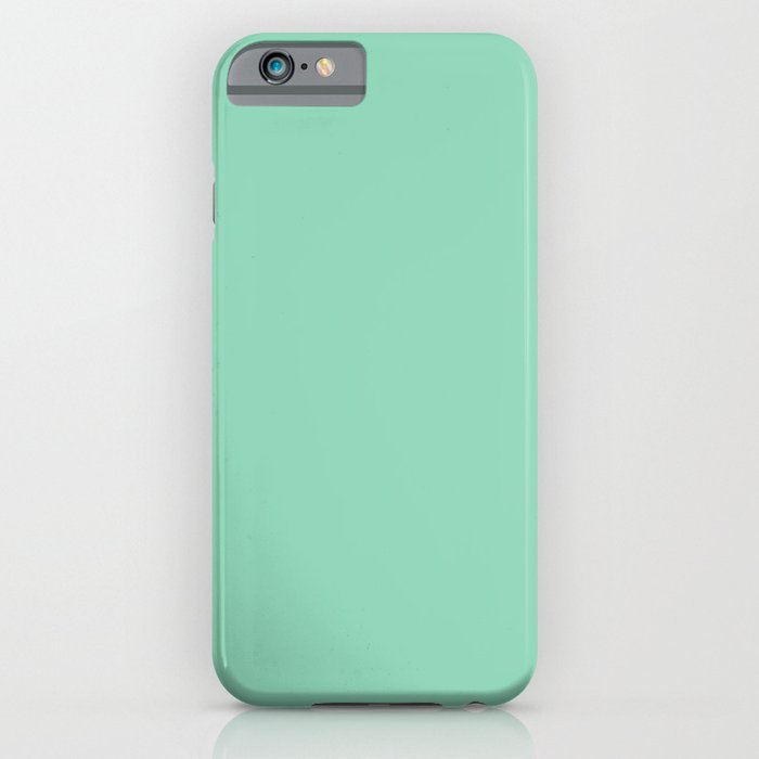 mint green iphone amp ipod case by pardon my tone society6