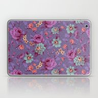 Hopeless Romantic - Lave… Laptop & iPad Skin