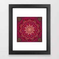 Mix & Match Arabian Nights 1 Framed Art Print
