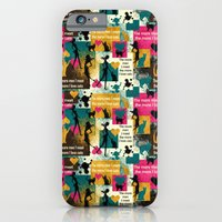 iPhone & iPod Case featuring alternative Valentines by kociara