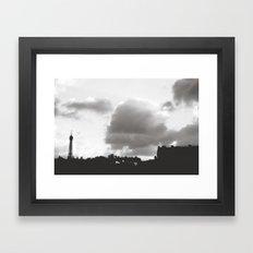 Paris Nº3 Framed Art Print