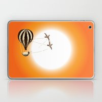 Harnessed Flight 1 Laptop & iPad Skin
