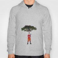 Warrior tree Hoody
