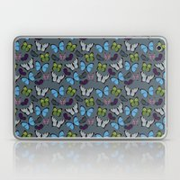 Butterflies 01 Laptop & iPad Skin