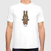 Sr. Trolo / Chewbacca Mens Fitted Tee White SMALL