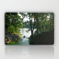 New York Central Park Lake Laptop & iPad Skin