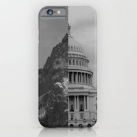 iPhone & iPod Case featuring two sides of the same coin by Panic Junkie